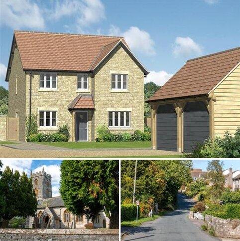 4 bedroom detached house for sale - Plot 1 Ganges Close, Fivehead, Taunton, TA3