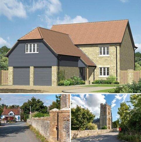 4 bedroom detached house for sale - Plot 2 Ganges Close, Fivehead, Taunton, TA3