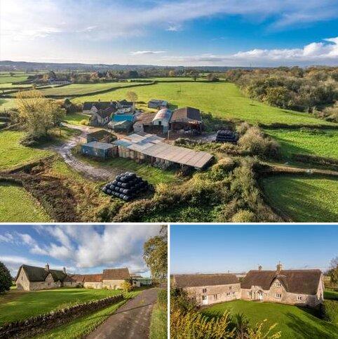 5 bedroom detached house for sale - Bushes  Farm, Horton,  South  Gloucestershire, BS37