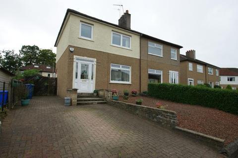3 bedroom semi-detached house for sale - Clochbar Gardens, Milngavie, Glasgow, G62 7JP