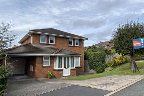 4 bedroom detached house for sale - The Brackens, Newcastle