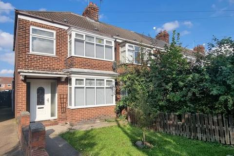 3 bedroom end of terrace house for sale - Sutton Road, Hull