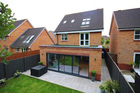 4 bedroom detached house for sale - Montgomery Close, Great Sankey, Warrington, WA5