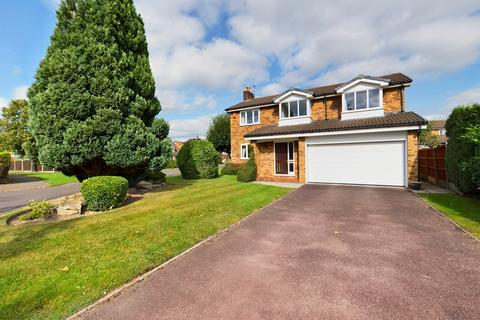 4 bedroom detached house for sale - Tewkesbury Close, Poynton, Stockport, SK12