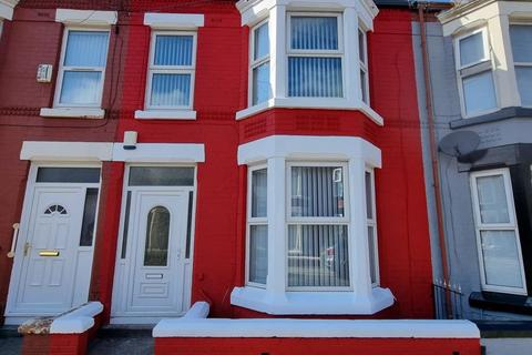 3 bedroom terraced house to rent - Ennismore Road, Liverpool