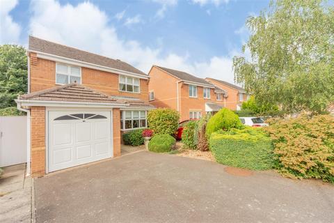 3 bedroom detached house for sale - Wensum Close, Oakham