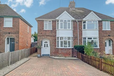 3 bedroom semi-detached house for sale - Taylor Avenue, Leamington Spa