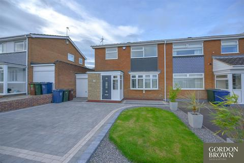 3 bedroom semi-detached house for sale - Granville Drive, Chapel Park