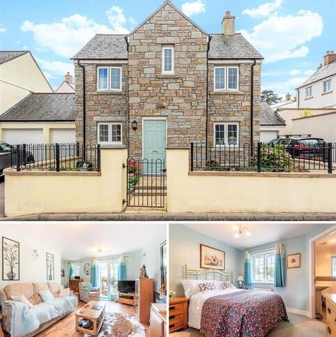 3 bedroom detached house for sale - Pagoda Drive, Duporth, St. Austell
