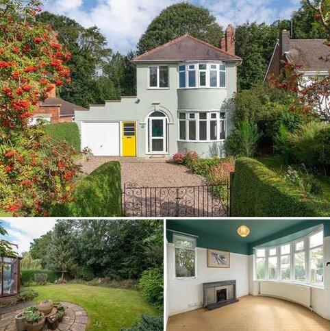 3 bedroom detached house for sale - Manor Road, Desford