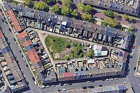 Plot for sale - Linskill Terrace, North Shields