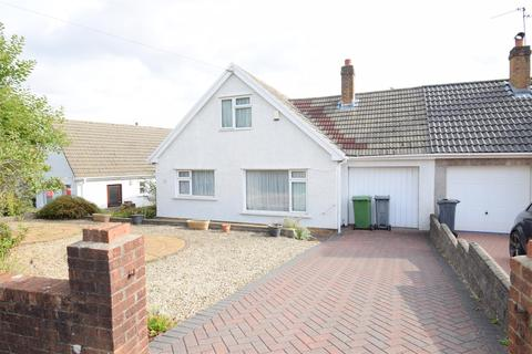 3 bedroom semi-detached bungalow for sale - Lon Cae Porth, Cardiff
