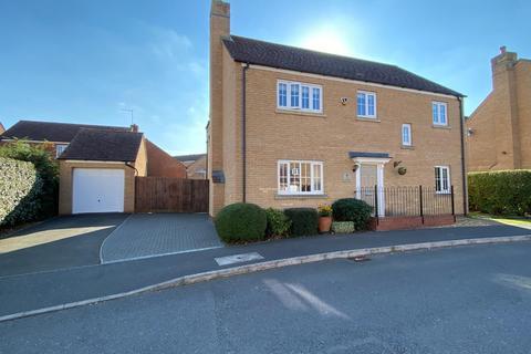 4 bedroom detached house for sale - Brad Street, Moulton, Northampton, NN3