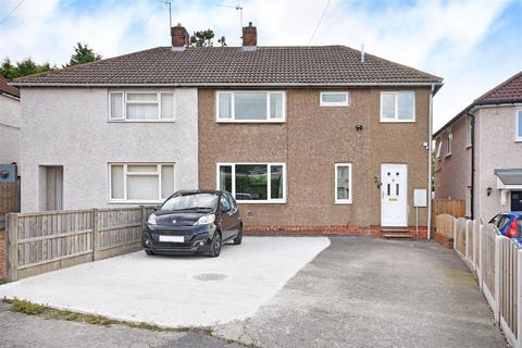 4 bedroom semi-detached house for sale - Compass Crescent, Old Whittington, Chesterfield