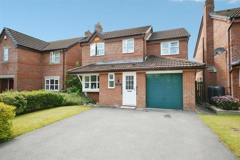 4 bedroom detached house for sale - Fishermans Close, Winterley, Sandbach