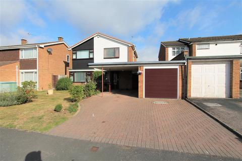 4 bedroom detached house for sale - Adlington Road, Oadby, Leicester LE2