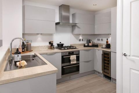 4 bedroom end of terrace house for sale - Plot 129, Kingsville at City Heights, Somerset Avenue, Leicester, LEICESTER LE4