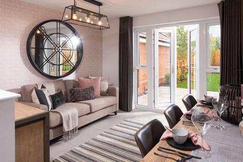 4 bedroom end of terrace house for sale - Plot 126, Kingsville at City Heights, Somerset Avenue, Leicester, LEICESTER LE4