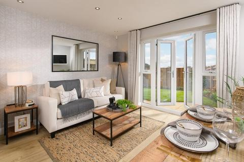 4 bedroom end of terrace house for sale - Plot 128, Kingsville at City Heights, Somerset Avenue, Leicester, LEICESTER LE4