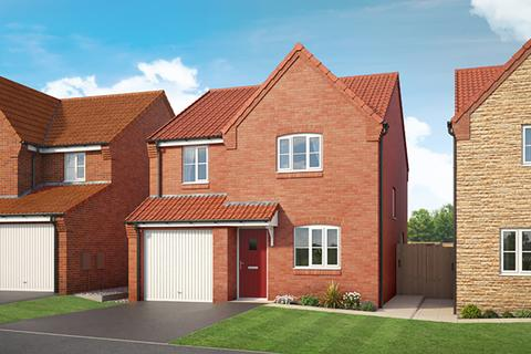 4 bedroom house for sale - Plot 132, The Orchid at Hedgerows, Bolsover, Mooracre Lane, Bolsover S44