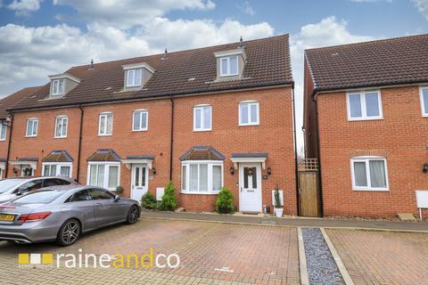 4 bedroom end of terrace house to rent - Mount Pleasant Lane, Hatfield, AL9