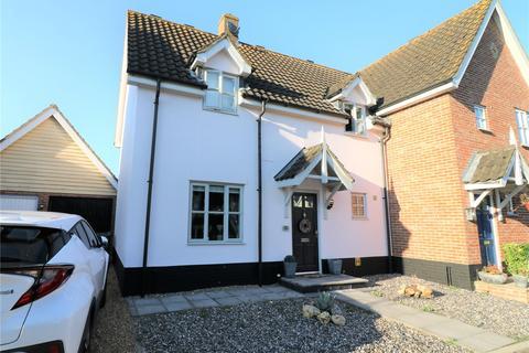 2 bedroom semi-detached house for sale - Muir Drive, Hingham, Norwich, Norfolk, NR9