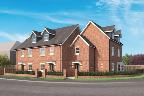 4 bedroom end of terrace house for sale - Plot 1, 26 Old North Road