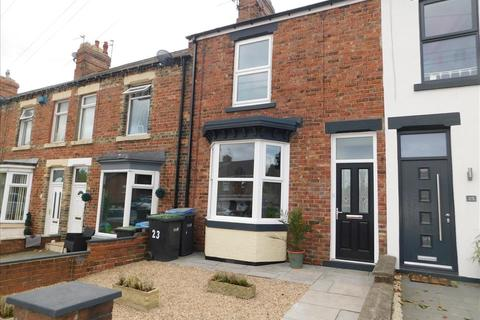 2 bedroom terraced house for sale - GREENFIELDS ROAD, BISHOP AUCKLAND, Bishop Auckland, DL14 9TE