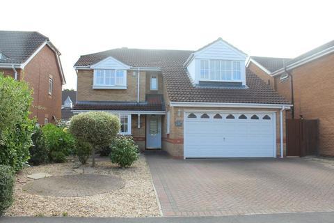 5 bedroom detached house for sale - York Way, Bracebridge Heath