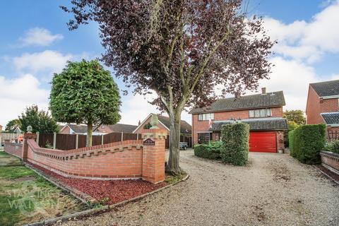 4 bedroom detached house for sale - Sun Road, Broome, Bungay