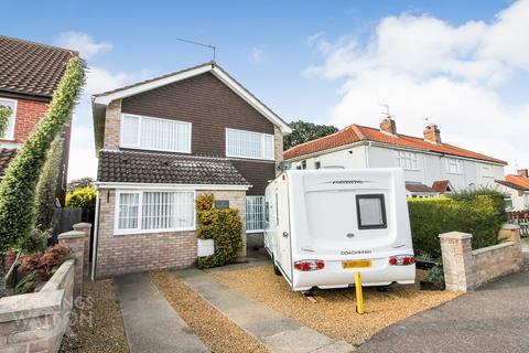 3 bedroom detached house for sale - Neville Road, Norwich