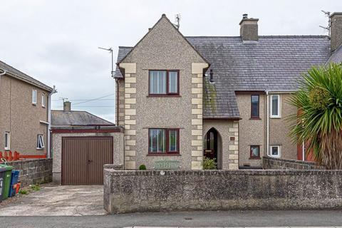 4 bedroom semi-detached house for sale - Llanfawr Road, Holyhead