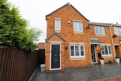 3 bedroom end of terrace house for sale - Partridge Mill, Pelsall