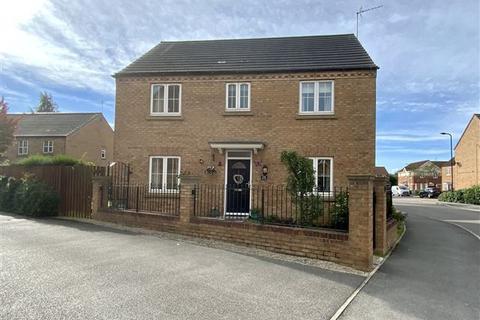 4 bedroom detached house for sale - Carson Avenue, Dinnington, Sheffield, Rotherham, S25 3QP