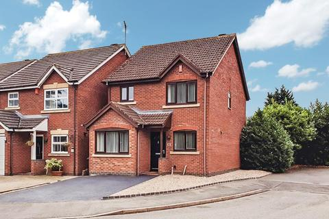 3 bedroom detached house for sale - Silver Birch Grove, Leamington Spa