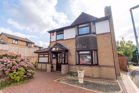 3 bedroom detached house for sale - Llwyn Mallt, Tongwynlais, Cardiff