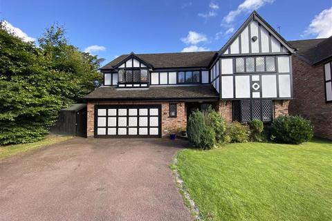 4 bedroom detached house for sale - Corner Croft, Fulshaw Park, Wilmslow