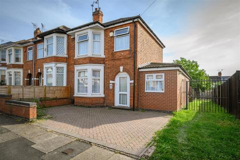 4 bedroom end of terrace house for sale - Joan Ward Street, Extended Four Bed, CV3