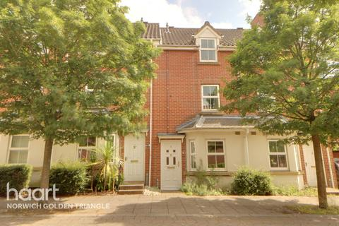 4 bedroom townhouse for sale - Close to Norwich City Centre, NR2