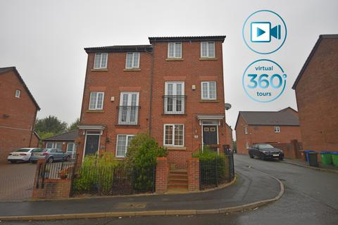 4 bedroom semi-detached house for sale - Newbold Hall Drive, Firgrove, OL16 3AG
