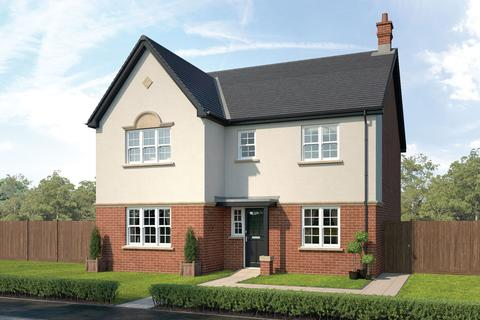 4 bedroom detached house for sale - Plot 123, The Pine at Ottermead at Jameson Manor, Off North Road, Ponteland, Newcastle upon Tyne NE20