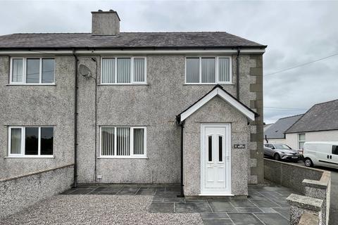 3 bedroom house for sale - Siop Newydd, Tyn Lon, Holyhead, LL65