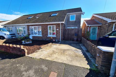 4 bedroom semi-detached house for sale - Heol Croesty , Bridgend, CF355LU