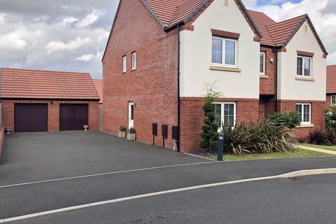 5 bedroom detached house for sale - Greensleeves Close, Moulton, Northampton NN3 7TU