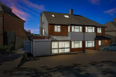 5 bedroom semi-detached house for sale - Chandos Avenue, Southgate, N14