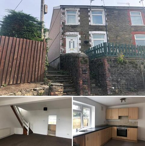 3 bedroom terraced house for sale - Danygraig Street, Pontypridd, Mid Glamorgan, CF37