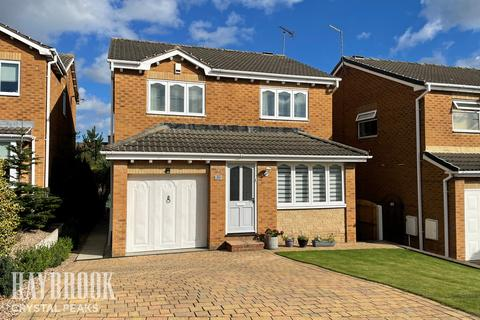 4 bedroom detached house for sale - Stoneacre Rise, Sheffield