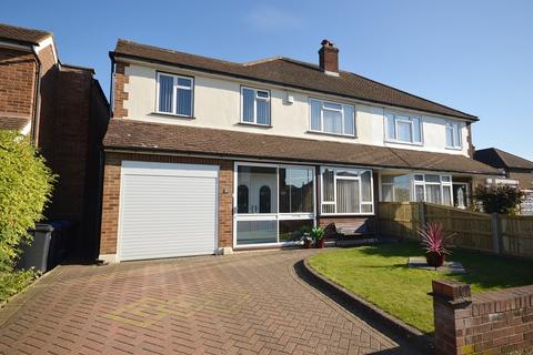 4 bedroom semi-detached house for sale - Cumberland Drive, Chessington, Surrey. KT9 1HQ