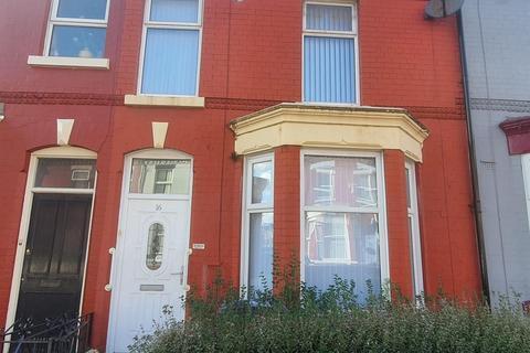 3 bedroom terraced house to rent - Kempton Road, Liverpool