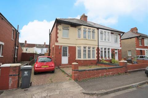 3 bedroom semi-detached house for sale - Grange Place, Grangetown, Cardiff